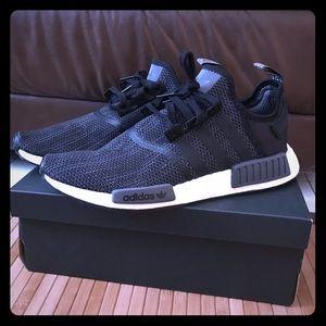 Adidas Mens NMD R1 Charcoal